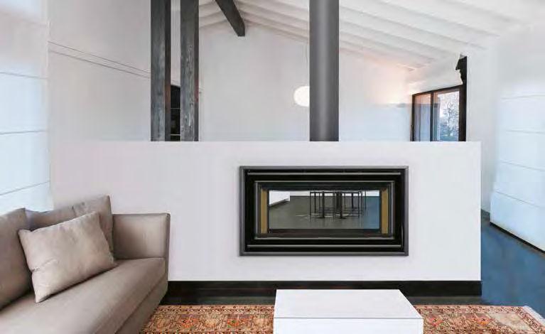 Chimeneas de lea madrid best affordable fuego en la - Fuego para chimeneas decorativas ...